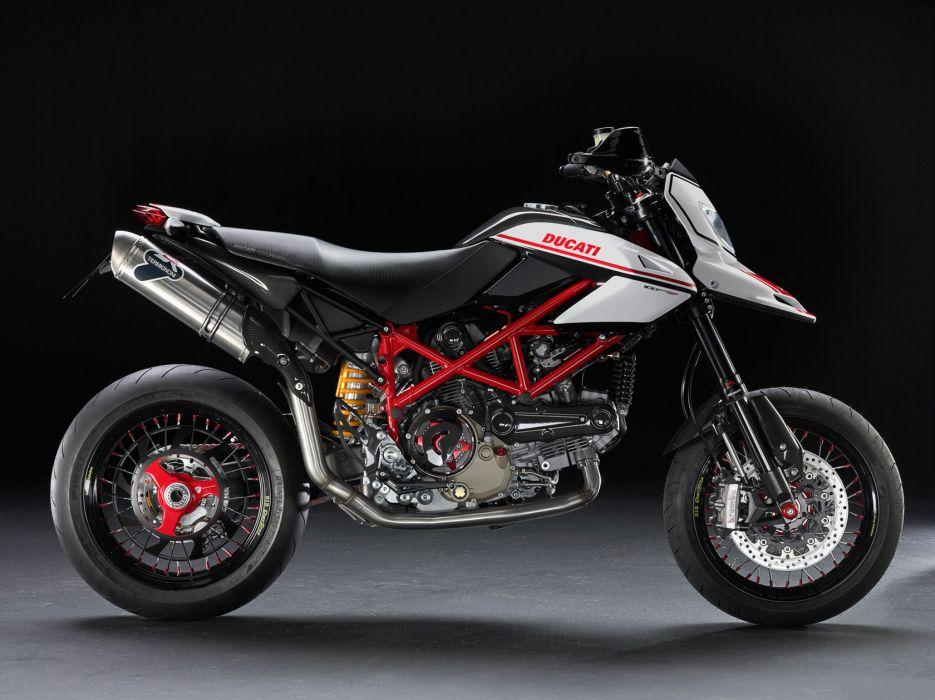 2011 Ducati Hypermotard 1100 EVO S-P  d wallpaper