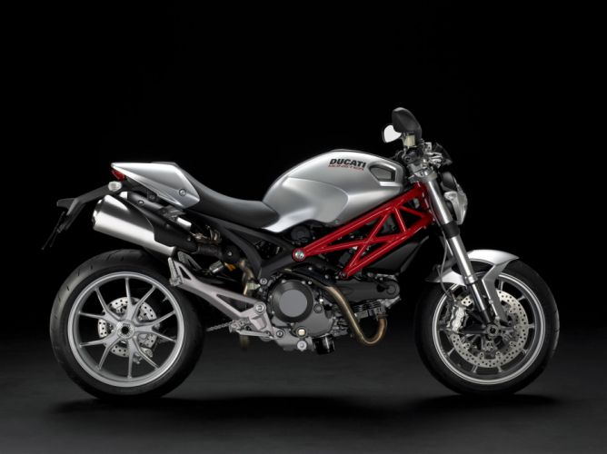 2011 Ducati Monster 1100 f wallpaper