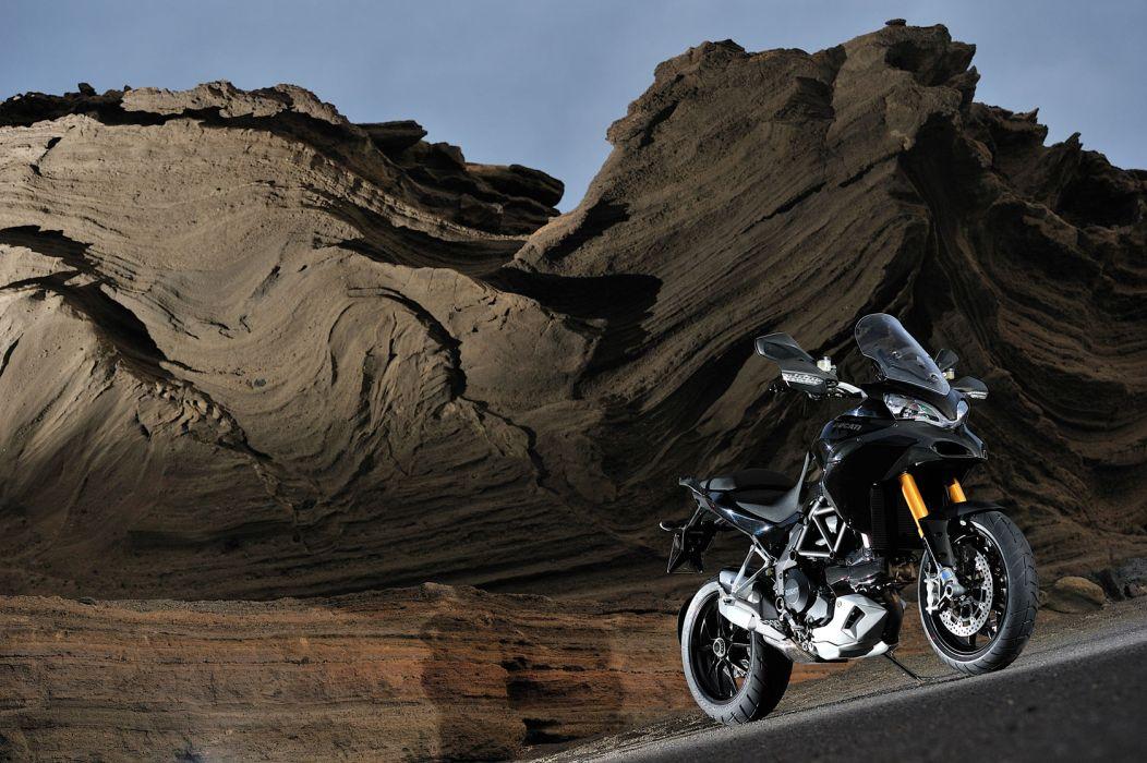 2011 Ducati Multistrada 1200S Sport wallpaper