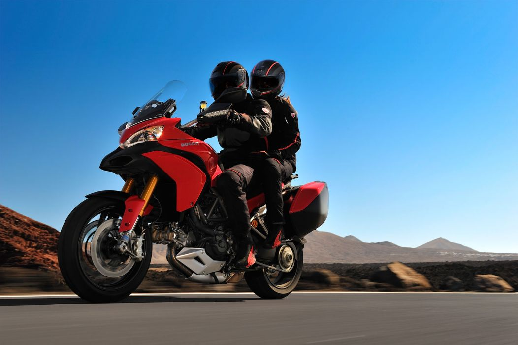 2011 Ducati Multistrada 1200S Touring wallpaper