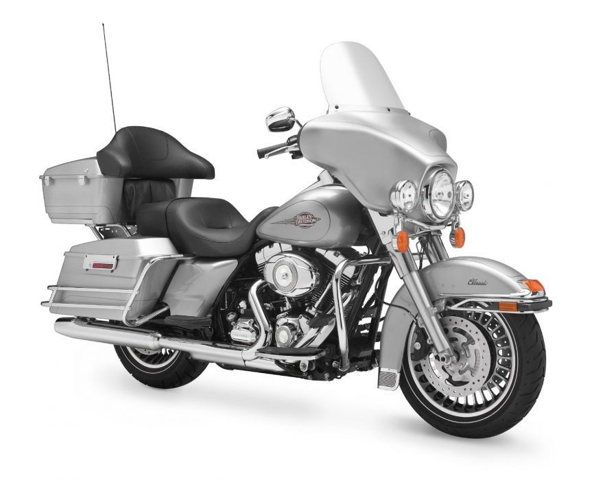 2011 Harley Davidson FLHTC Electra Glide Classic    f wallpaper