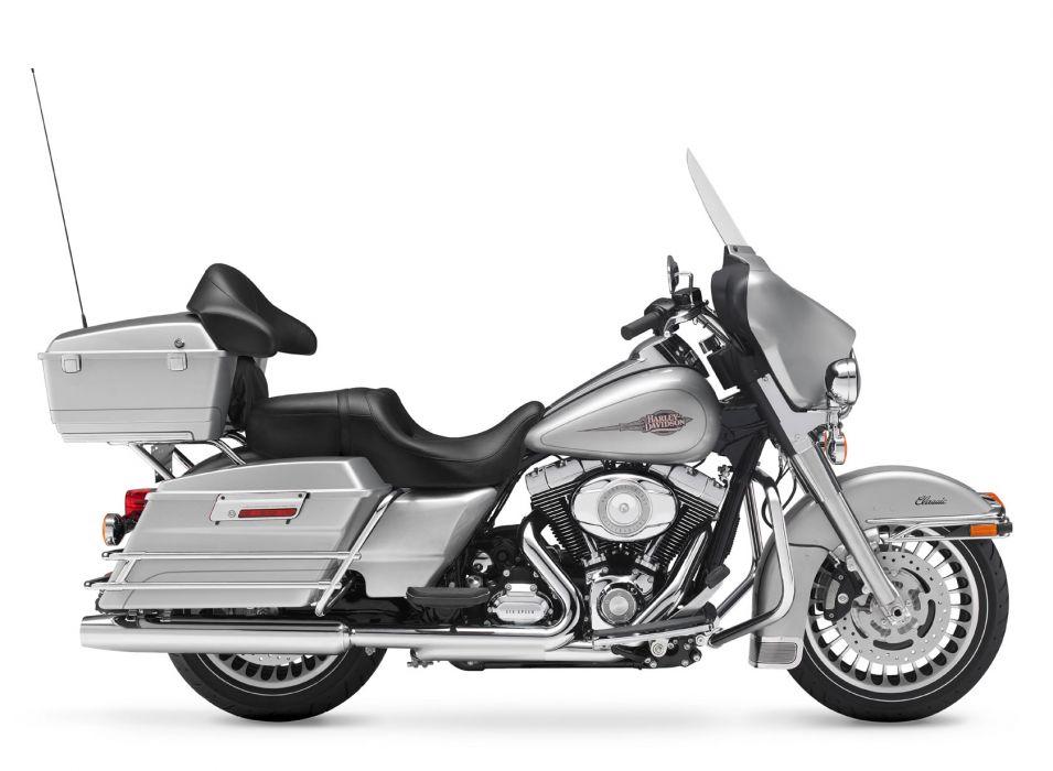 2011 Harley Davidson FLHTC Electra Glide Classic   f wallpaper
