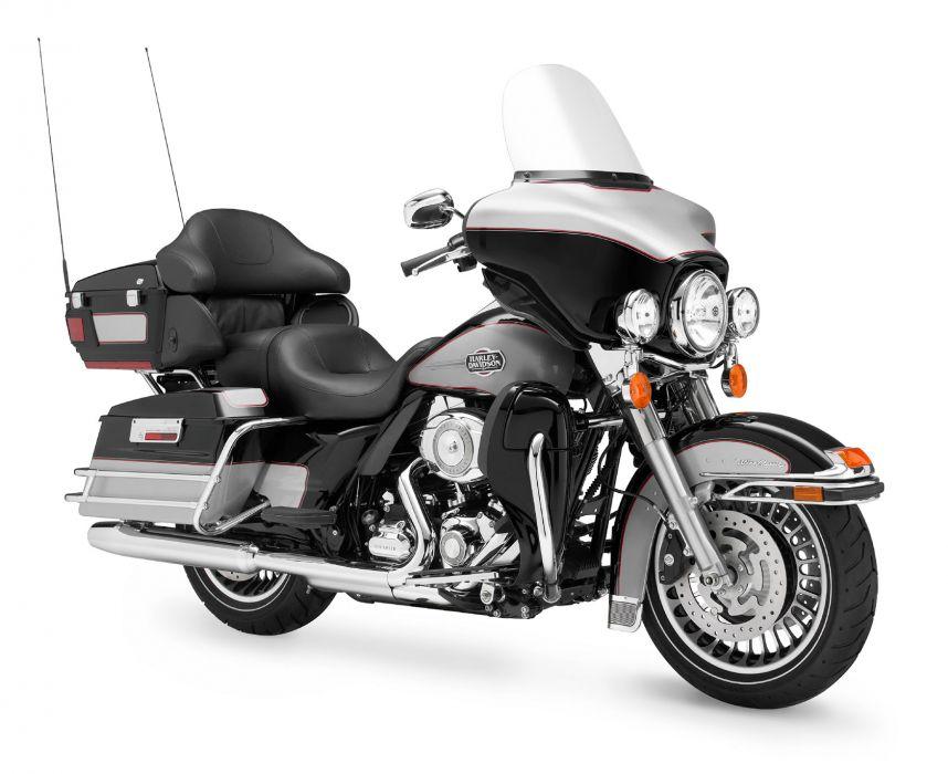 2011 Harley Davidson FLHTCU Ultra Classic Electra Glide  f wallpaper