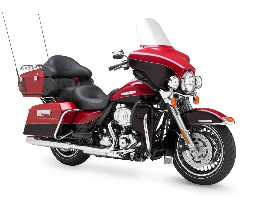 2011 Harley Davidson FLHTK Electra Glide Ultra Limited  f wallpaper