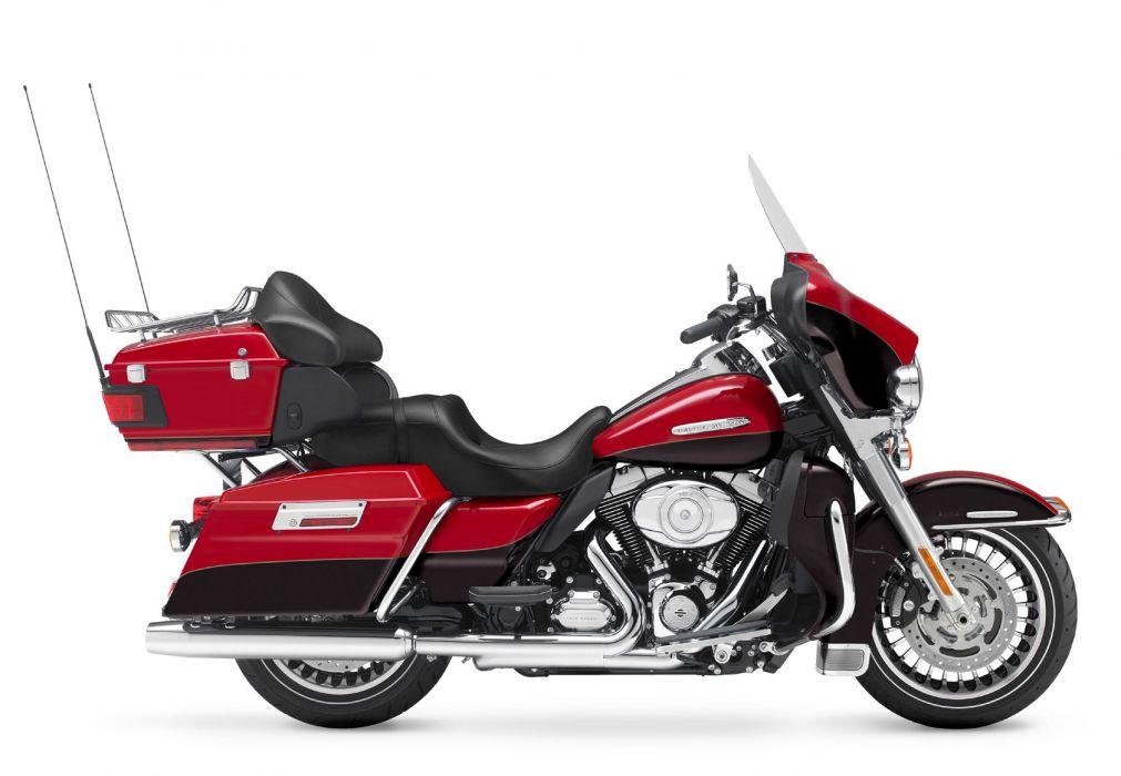 2011 Harley Davidson FLHTK Electra Glide Ultra Limited wallpaper