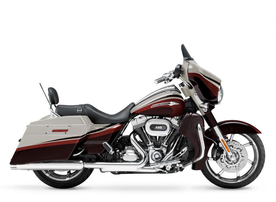 2011 Harley Davidson Flhxse2 Cvo Street Glide F Wallpaper