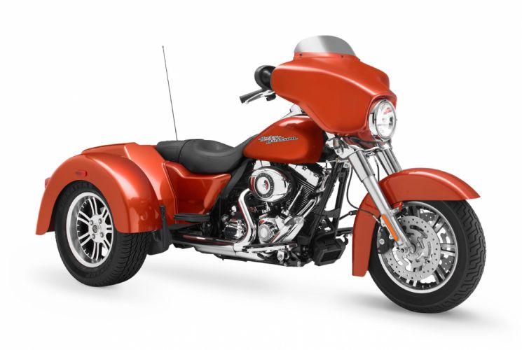 2011 Harley Davidson FLHXXX Street Glide Trike f wallpaper