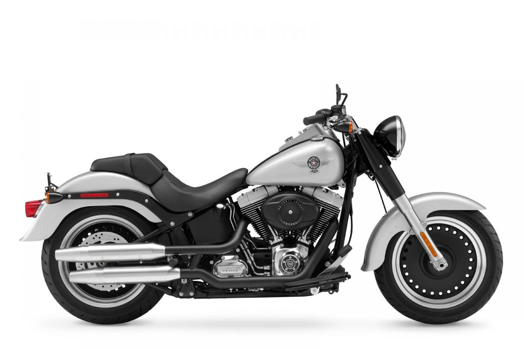2011 Harley Davidson FLSTFB Fat Boy Lo wallpaper