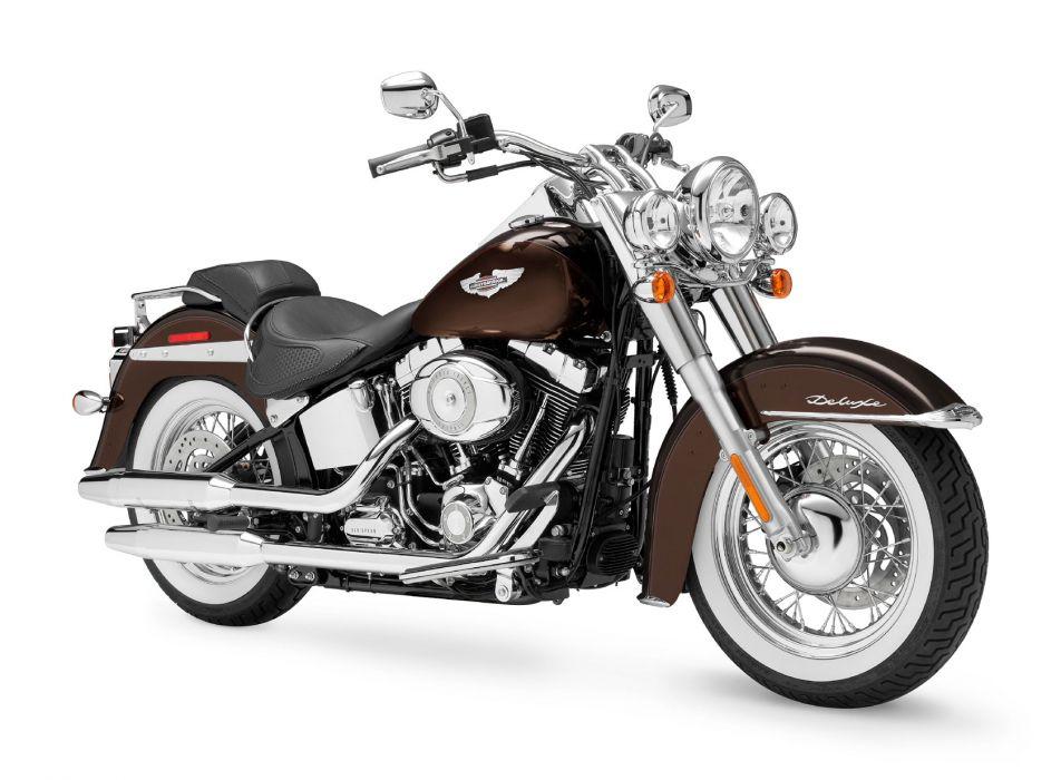 2011 Harley Davidson FLSTN Softail Deluxe  g wallpaper