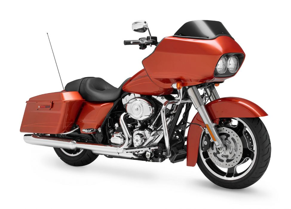 2011 Harley Davidson FLTRX Road Glide Custom  d wallpaper