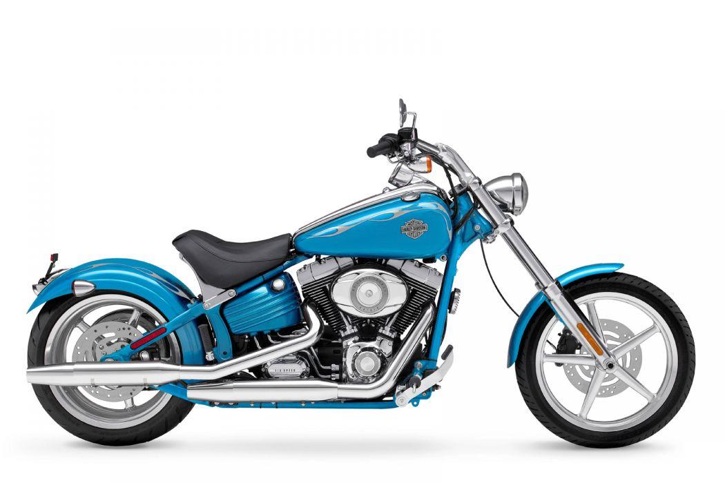 2011 Harley Davidson FXCWC Rocker-C wallpaper