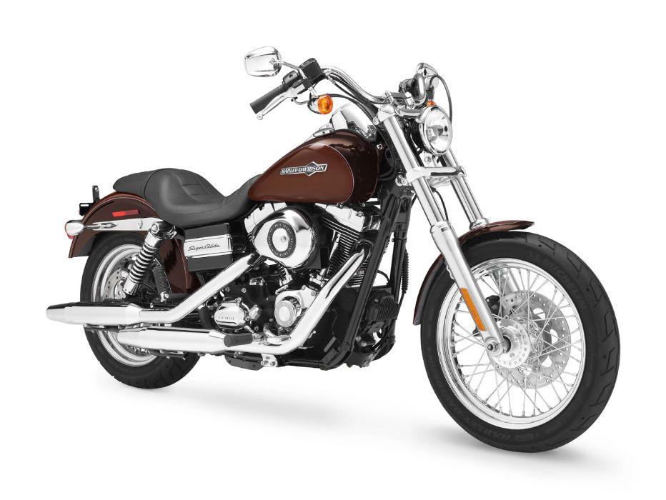 2011 Harley Davidson FXDC Dyna Super Glide Custom  f wallpaper