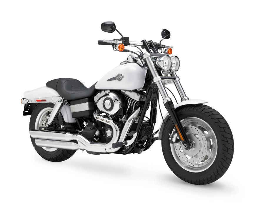 2011 Harley Davidson FXDF Fat Bob   f wallpaper