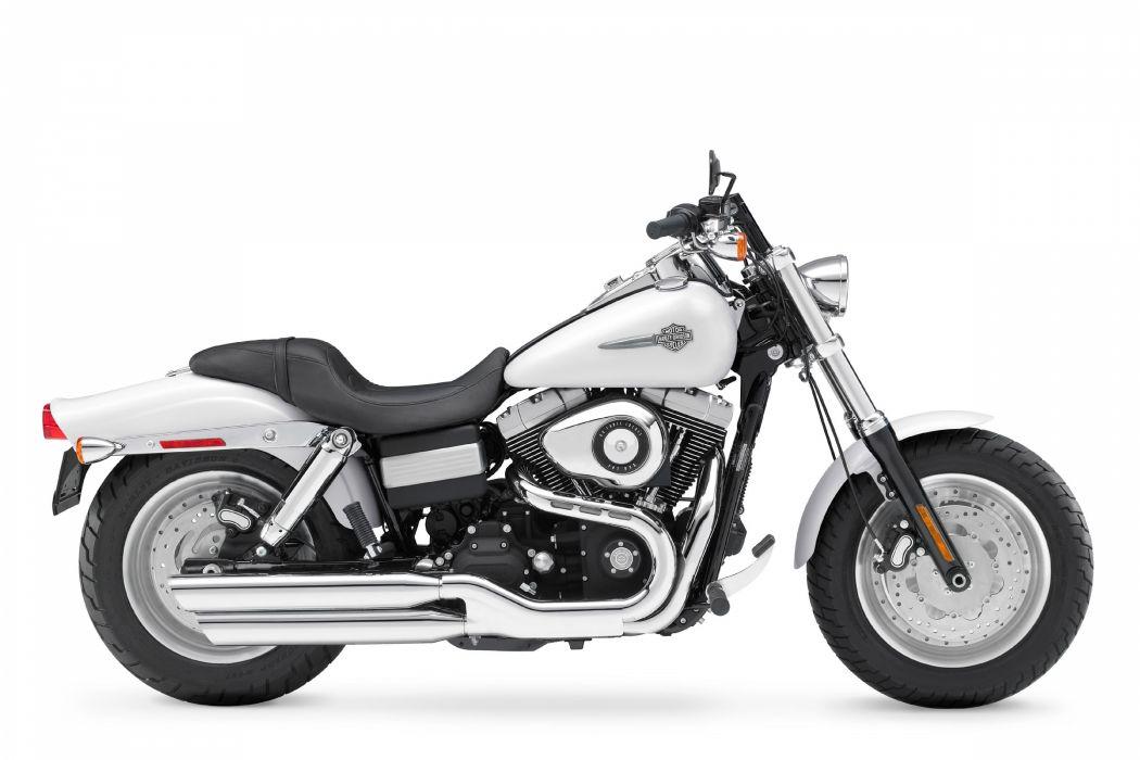 2011 Harley Davidson FXDF Fat Bob wallpaper