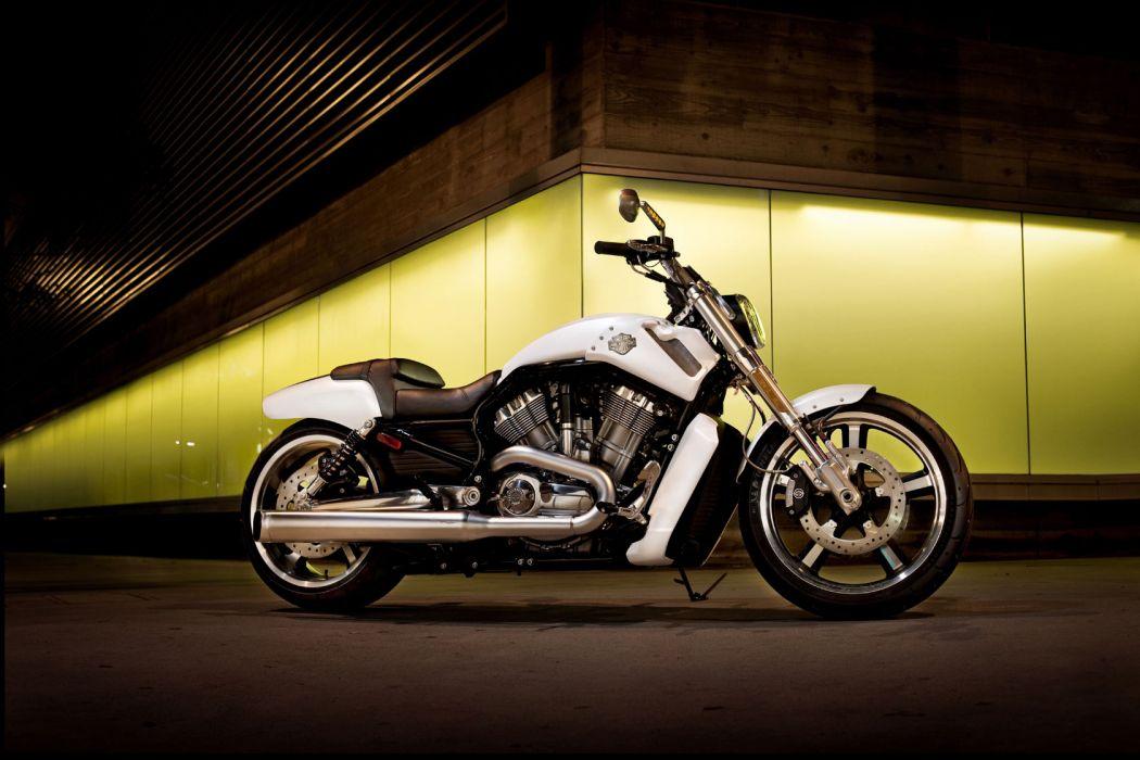 2011 Harley Davidson VRSCF V-Rod Muscle wallpaper