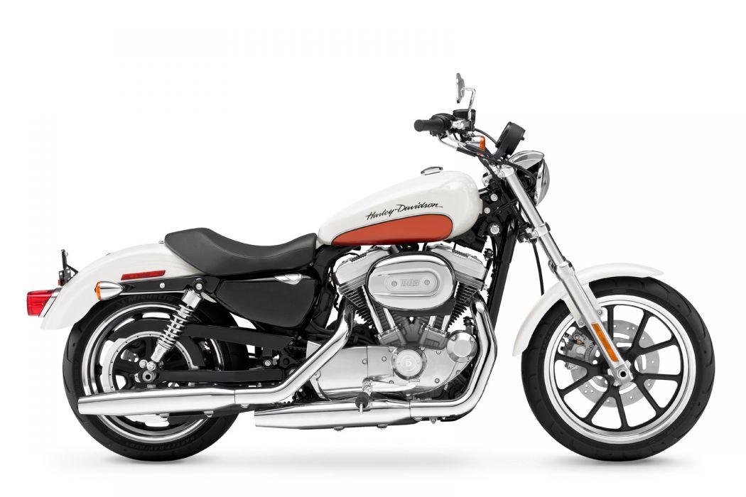 2011 Harley Davidson X-L 883L Sportster 883 SuperLow     d wallpaper