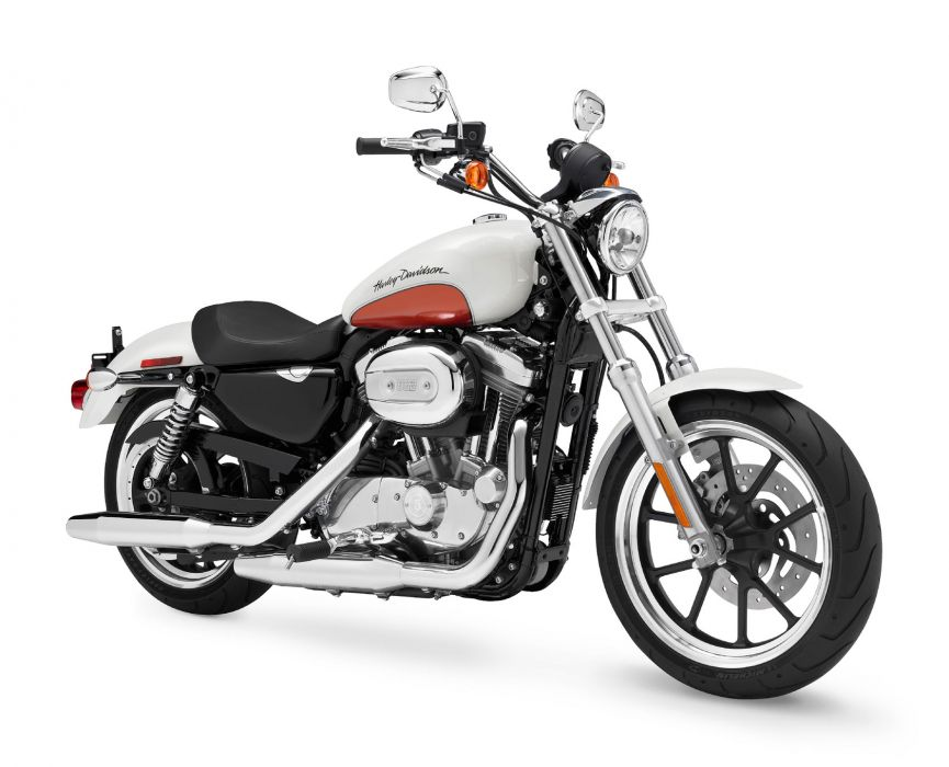 2011 Harley Davidson X-L 883L Sportster 883 SuperLow   b wallpaper