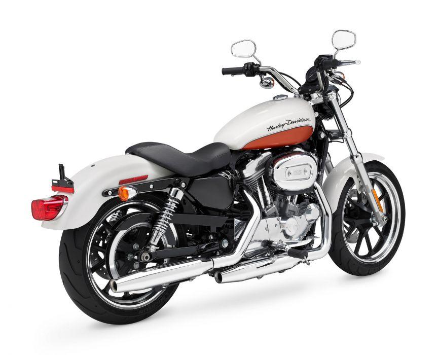 2011 Harley Davidson X-L 883L Sportster 883 SuperLow   f wallpaper