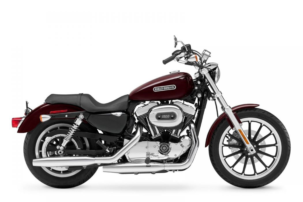 2011 Harley Davidson X-L 1200L Sportster 1200 Low wallpaper
