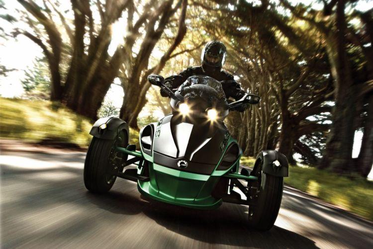 2012 Can-Am Spyder RS-S wallpaper
