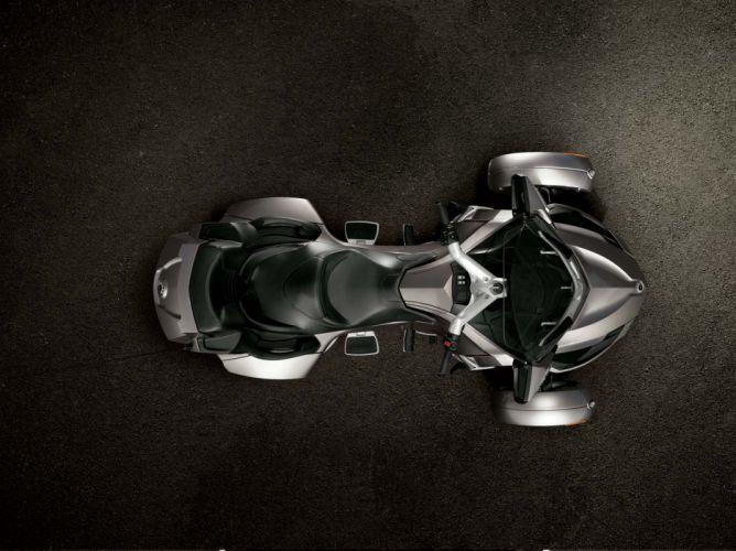 2012 Can-Am Spyder R-T h wallpaper