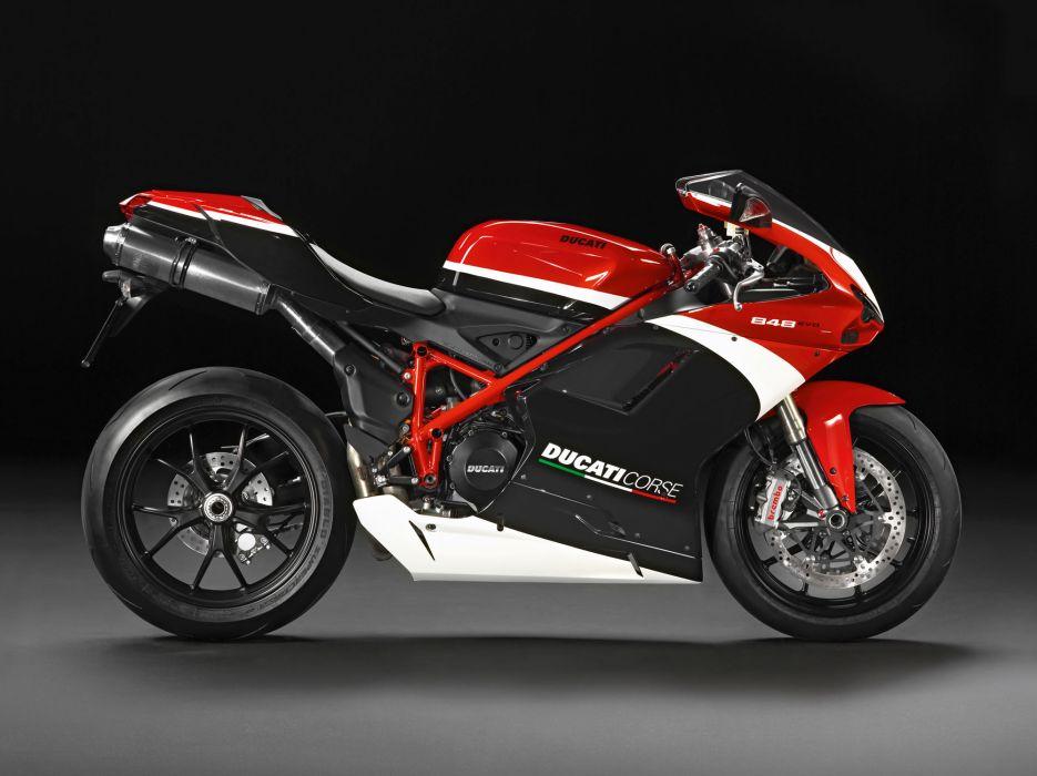 2012 Ducati 848 EVO Corse S-E   f wallpaper