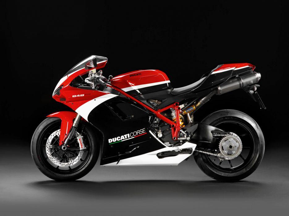 2012 Ducati 848 EVO Corse S-E wallpaper