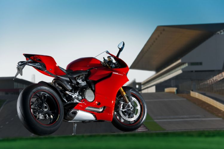 2012 Ducati 1199 Panigale S h wallpaper