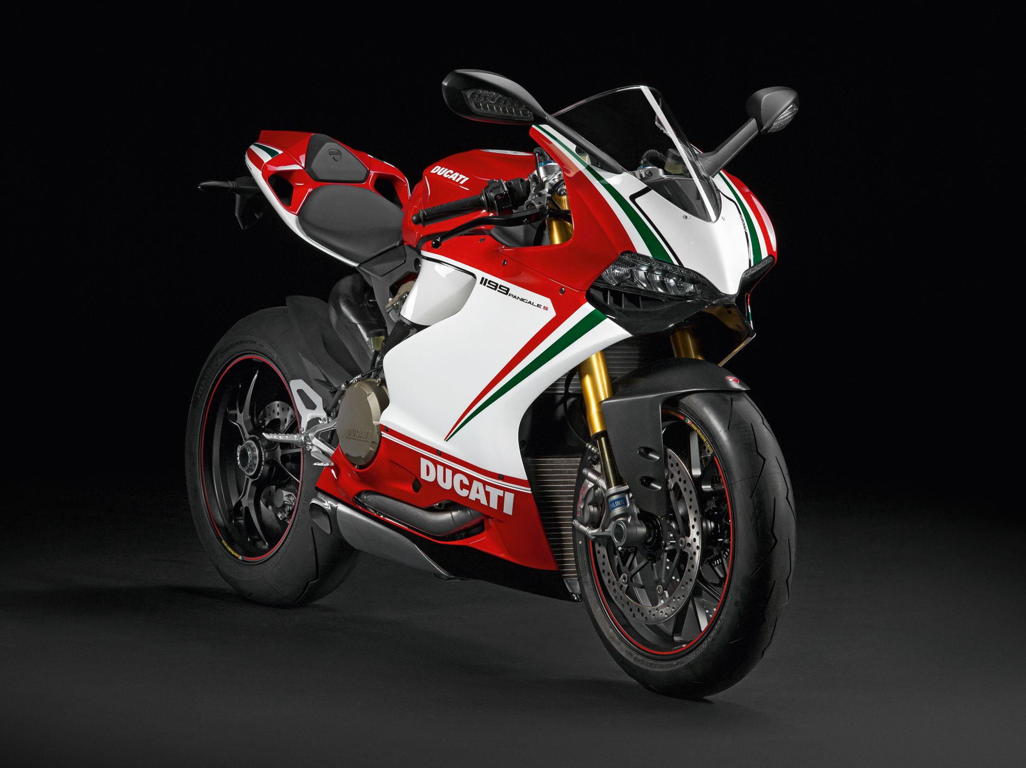 2012 Ducati 1199 Panigale S K Wallpaper