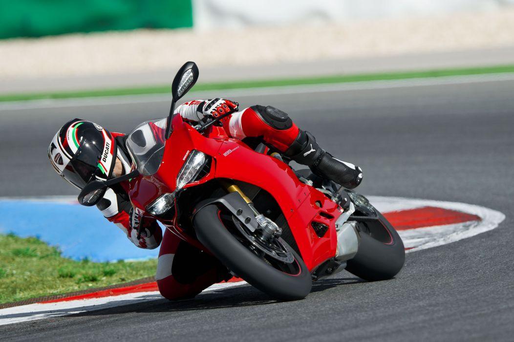 2012 Ducati 1199 Panigale S wallpaper