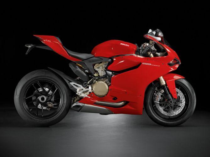 2012 Ducati 1199 Panigale wallpaper
