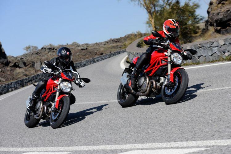 2012 Ducati Monster 1100 EVO h wallpaper