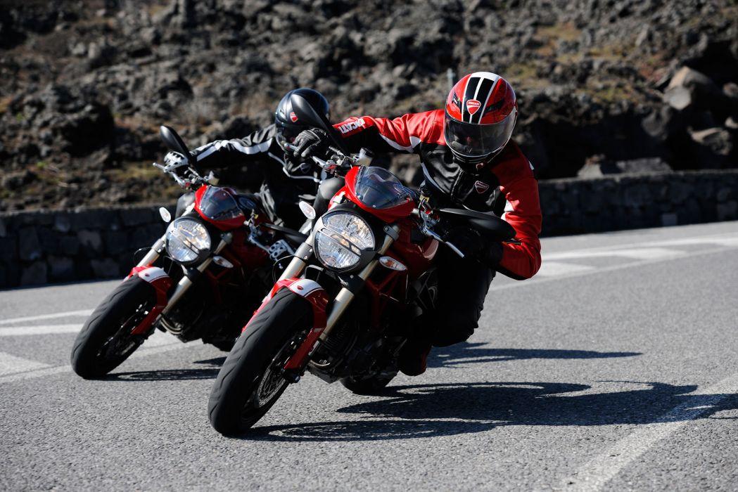 2012 Ducati Monster 1100 EVO wallpaper