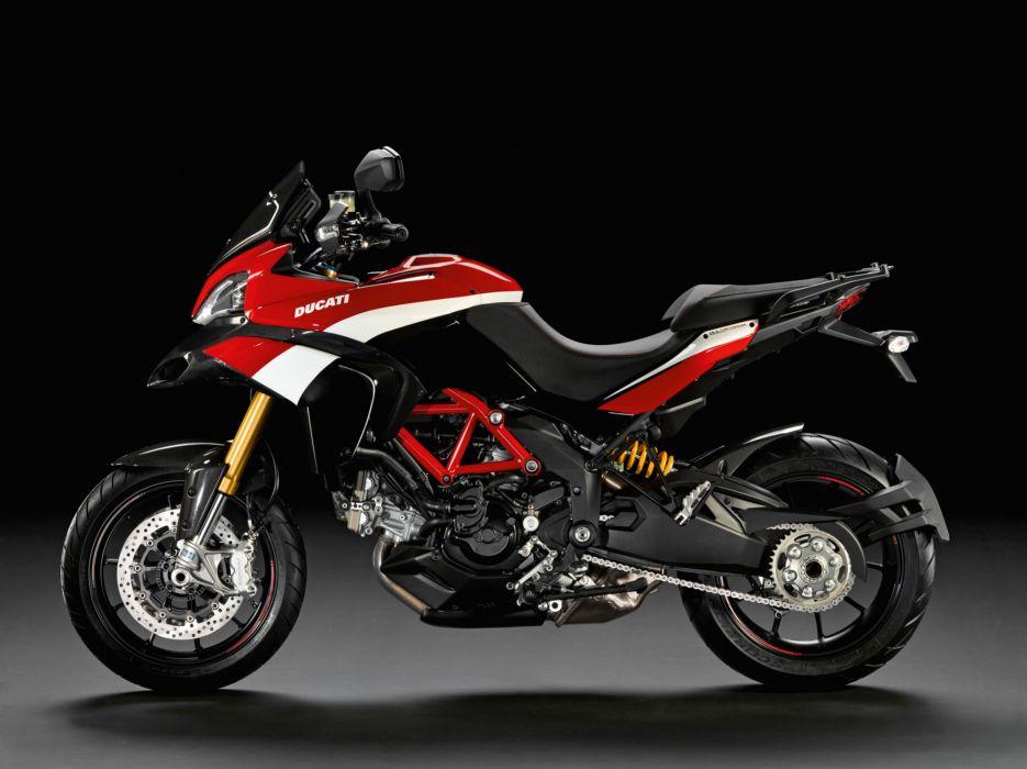 2012 Ducati Multistrada 1200S Pikes Peak wallpaper