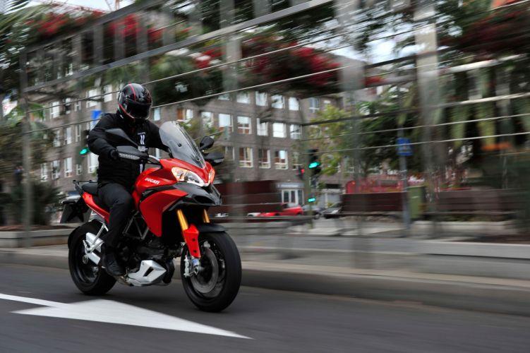 2012 Ducati Multistrada 1200S Sport wallpaper
