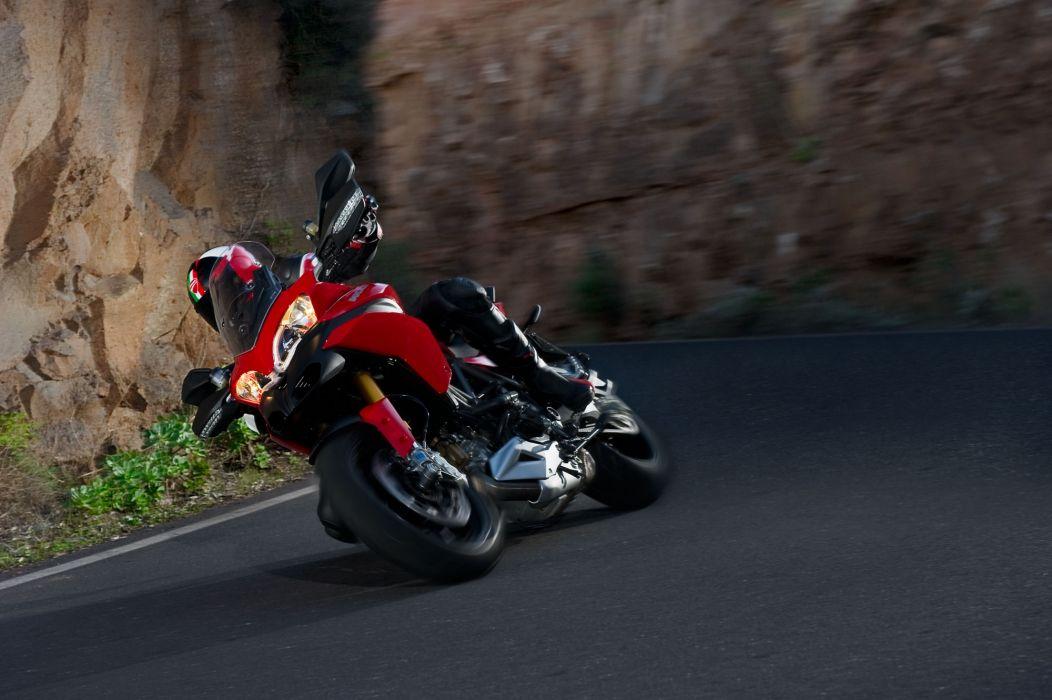 2012 Ducati Multistrada 1200S Touring wallpaper