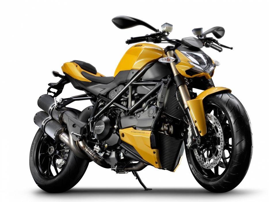 2012 Ducati Streetfighter 848      g wallpaper