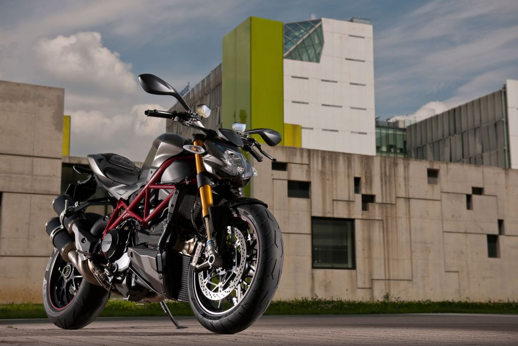 2012 Ducati Streetfighter S wallpaper