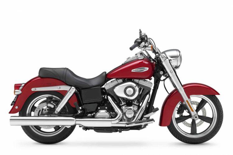 2012 Harley Davidson FLD Dyna Switchback v wallpaper