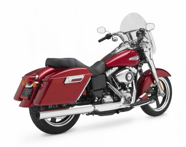 2012 Harley Davidson FLD Dyna Switchback g wallpaper