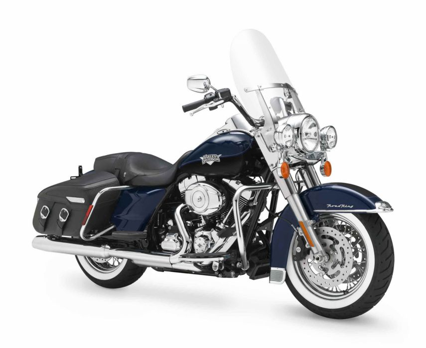 2012 Harley Davidson FLHRC Road King Classic r wallpaper