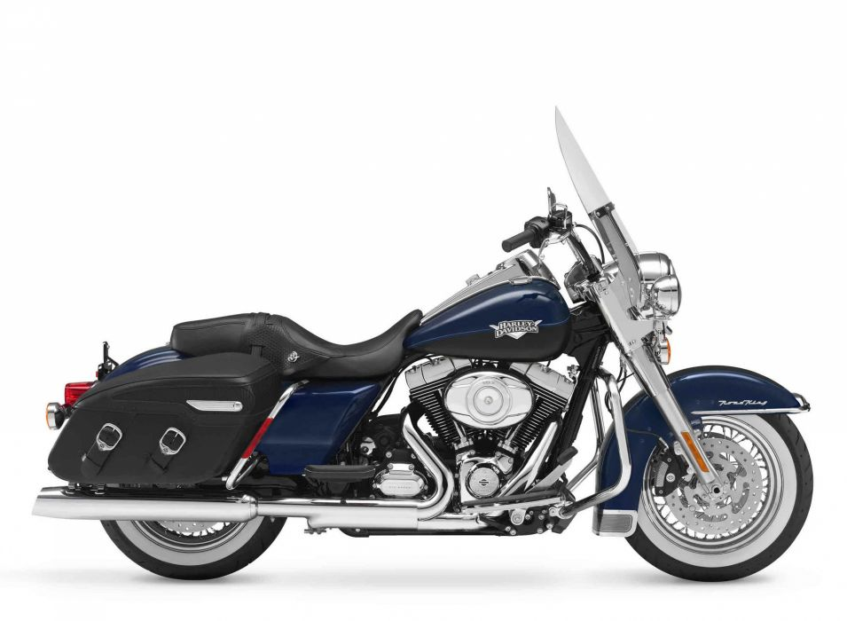2012 Harley Davidson FLHRC Road King Classic wallpaper