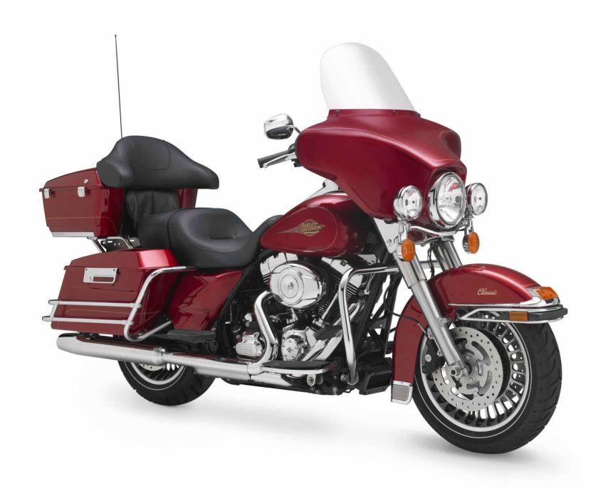 2012 Harley Davidson FLHTC Electra Glide Classic   g wallpaper