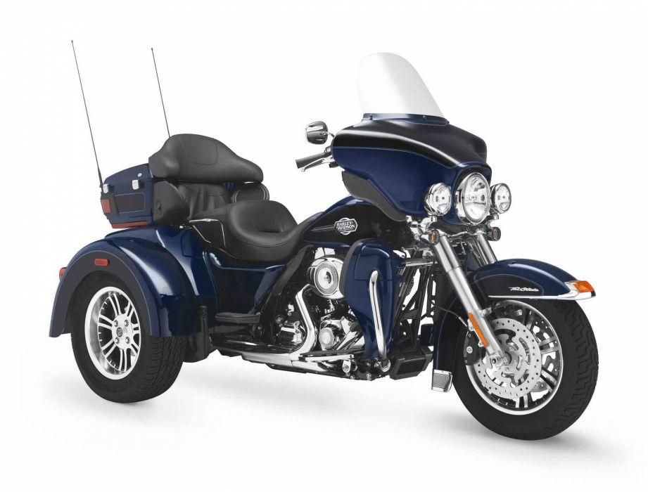 2012 Harley Davidson FLHTCUTG Tri Glide Ultra Classic    f wallpaper