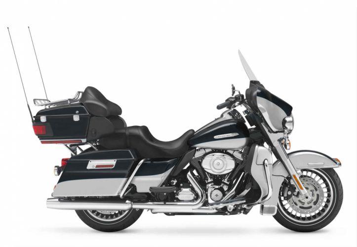 2012 Harley Davidson FLHTK Electra Glide Ultra Limited f wallpaper