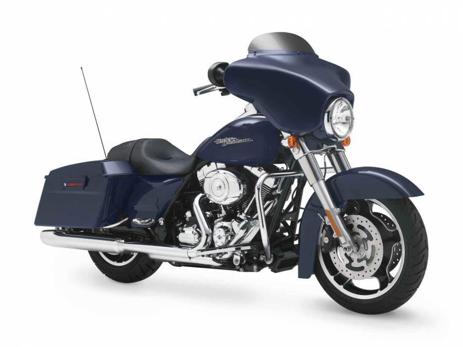 2012 Harley Davidson FLHX Street Glide   f wallpaper
