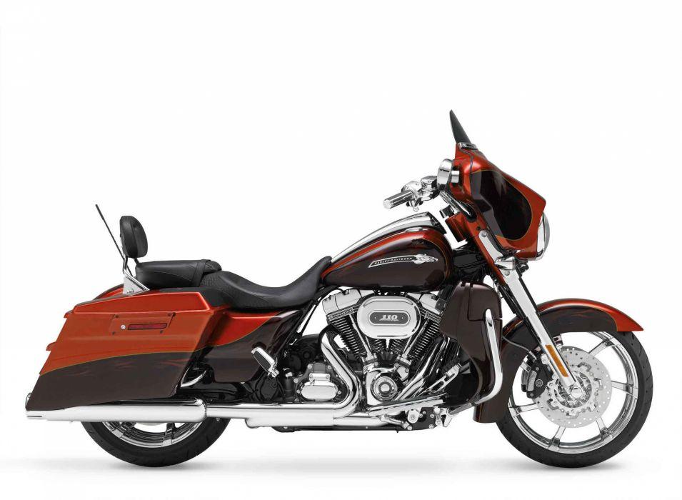 2012 Harley Davidson FLHXSE3 CVO Street Glide f wallpaper
