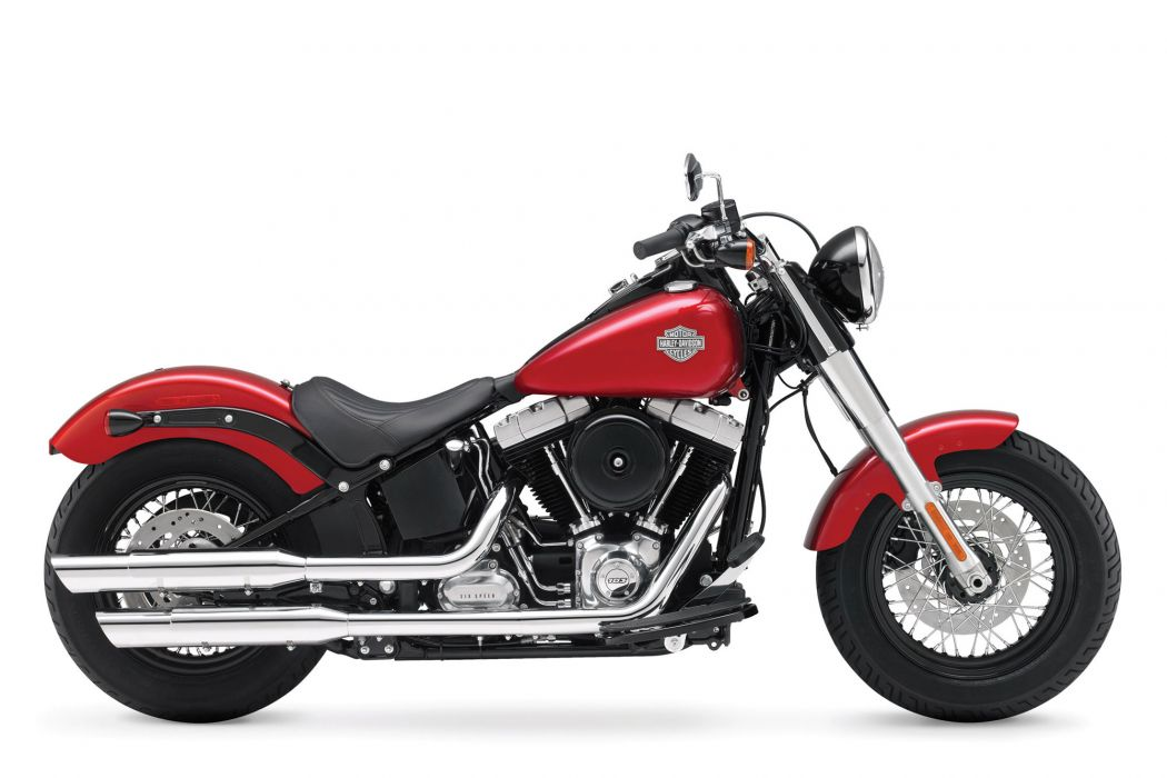 2012 Harley Davidson FLS Slim c wallpaper