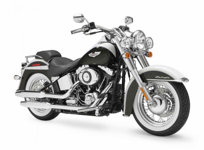 2012 Harley Davidson FLSTN Softail Deluxe v wallpaper