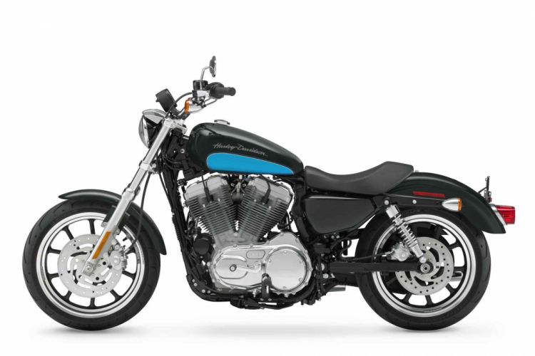 2012 Harley Davidson XL883L Sportster 883 SuperLow f wallpaper